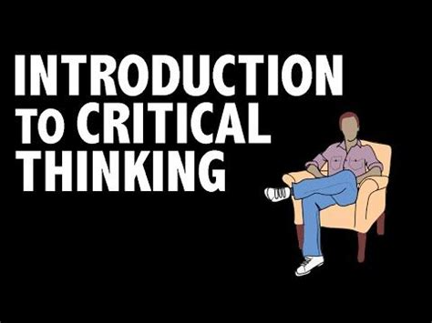 Cognitive skills in critical thinking ability to differentiate